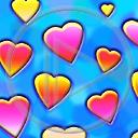 serce miłość wzorek wzór serduszka wzorki miłosne wzory serduszko miłosny serca ornament