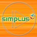 komórka plus operator loga simplus plus gsm