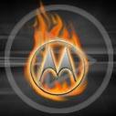 telefon ogień logo komórka płomienie motorola komórki płomień telefony
