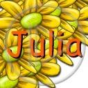 kwiaty Julia imiona kwiatki kwiatuszki