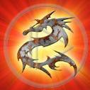 smok znak symbol dragon smoki symbole