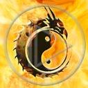 smok tao symbol symbole znak chiński znaki chińskie