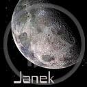 kosmos planeta Janek planety imiona wszechświat