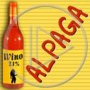 alkohol wino wina winko alpaga