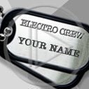 Armia wojsko twoje imię your name plakietka