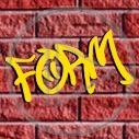 napis malowanie grafitti tekst form