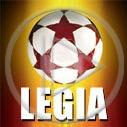 gra sport legia piłka nożna drużyna