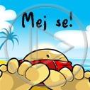 wakacje urlop morze lato plaża pozdrowienia