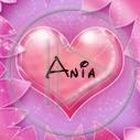 serce miłość Ania serduszka serduszko serca