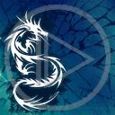 smok znak wzorek symbol wzór wzorki dragon wzory znaki smoki symbole
