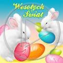 pisanki wielkanoc zając jajka jajko pisanka zajączek jajo jaja wesołych świąt wielkanocne zajączki życzenia wielkanocne