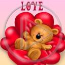 zwierzęta serce miłość miś love misiek serduszka misie misio kochać miłosne misiaczek serduszko kocham cię serca miśki zwierze misiaczki
