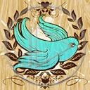 zwierzęta ptaki ptak wzór gołąb ptaszek wzory ptaszki zwierze gołąbek gołąbki