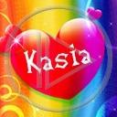 imię serce miłość Kasia serduszka miłosne imiona serduszko serca