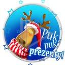 święta zima renifer Boże Narodzenie renifery świąteczne zimowe puk,puk prezenty