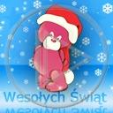 miś misiek Mikołaj święta zima misie misio Boże Narodzenie misiaczek wesołych świąt miśki świąteczne misiaczki mikołaje zimowe