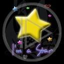 gwiazda gwiazdy star symbole I'm a star