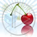 owoce owoc wisienki wiśnie wisienka wiśnia