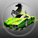 auto samochód koń konie pojazd samochody pojazdy motoryzacja auta bryka konie mechaniczne