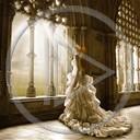 krajobraz słońce miłość okno kobieta smutek trawa płacz tęsknota ucieczka zakochanie miejsce łąka fantastyka ostatni piękno urok pomarańcz Carolline