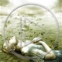 krajobraz słońce miłość ryby kobieta zieleń smutek trawa płacz tęsknota światło ucieczka szekspir Ofelia zakochanie miejsce fantastyka ostatni piękno urok hamlet woda