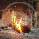 miłość ogień dom ognisko płomień ciepło
