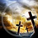 krzyż horror cmentarz krzyże straszne cmentarze