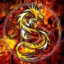 smok znak wzorek symbol wzór wzorki dragon wzory smoki symbole