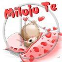 serce miłość miś sen misiek serduszka misie misio spać miłosne misiaczek serduszko kocham cię serca