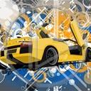auto samochód pojazd samochody car pojazdy motoryzacja lamborghini