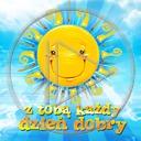 słońce buzia słoneczko napis tekst dzień dobry słońca z tobą każdy