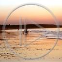 krajobraz zachód motor plaża sport widok plener