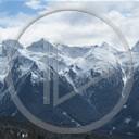 góry śnieg narty cisza spokój krajobrazy plener