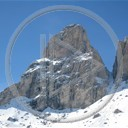 góry śnieg natura krajobrazy szczyty alpy