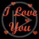 serce miłość kocham love you cię