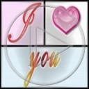 serce miłość love miłosne napisy