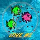 miłość ryby kocham love humor młość