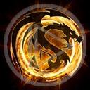 smok znak symbol dragon znaki smoki symbole