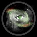 oczy oko wzrok różne spojrzenie biały zielony czerowny