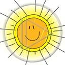 słońce uśmiech buźka buzia słoneczko rysunek słońca słoneczka buzie rysunki