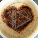 serce miłość serduszka kawa pianka serduszko serca kawka kawowe serce