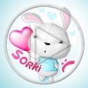 królik serce miłość serduszka króliczek miłosne serduszko serca króliki sorki