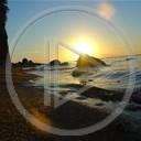 krajobraz słońce natura zachód słońca widoki plener
