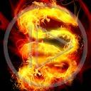 ogień smok symbol dragon płomień smoki symbole