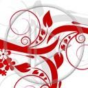wzorek wzór moc różne magia czerwona abstrakcja ładne nowe euforia