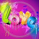 miłość love napis miłosne tekst