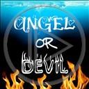 niebo anioł diabeł devil angel piekło różne napis