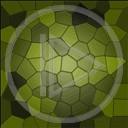 żółw wzór skorupa różne wzory