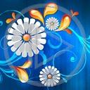 kwiat kwiaty kwiatek wzór wzorki wzory kwiatki