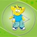 zwierzęta humor lisek postać ludek zwierze rysunkowe